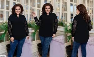 Блуза нарядная Я0767