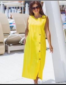 Платье длинное летнее Я7795