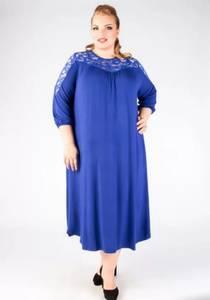 Платье длинное нарядное А00332