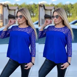 Блуза нарядная Ц9798