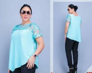 Блуза нарядная Ч2463