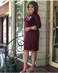 Платье короткое нарядное Ч4217