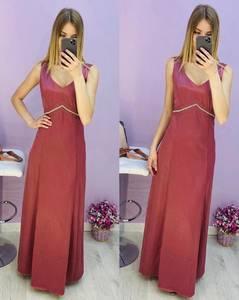 Платье длинное нарядное Я7237