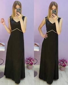 Платье длинное нарядное Я7239