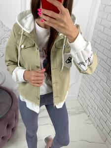 Джинсовая куртка Ю8367