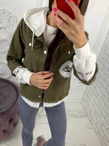 Джинсовая куртка Ю8368