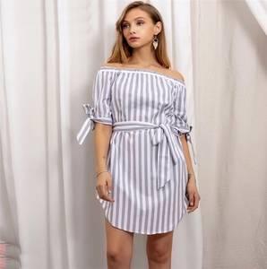 Платье короткое летнее Ю7562