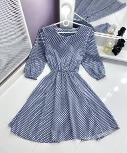 Платье короткое нарядное Я1748