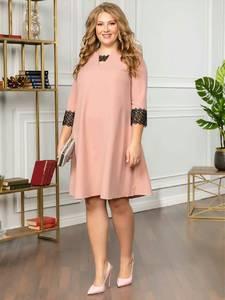 Платье короткое нарядное Я2095