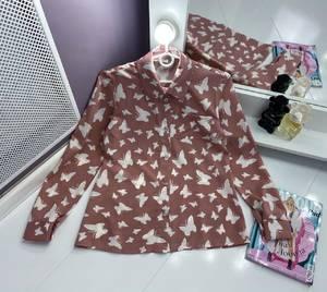 Рубашка с длинным рукавом Я7155