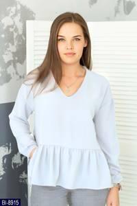 Блуза офисная А27451