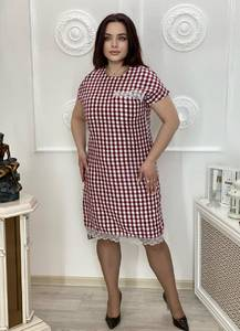 Платье короткое повседневное А30636
