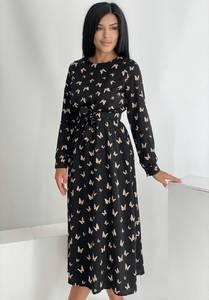 Платье длинное нарядное А55084