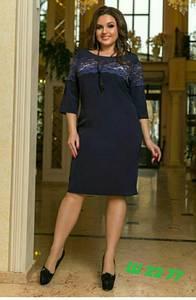 Платье короткое нарядное Я7584