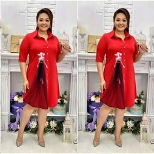 Платье короткое нарядное Я9713