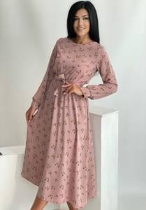 Платье длинное нарядное А55085