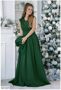 Платье длинное нарядное Ш8366