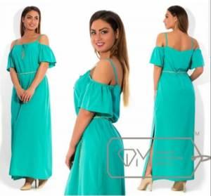 Платье короткое летнее Я1475
