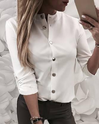 Рубашка белая Ш6810