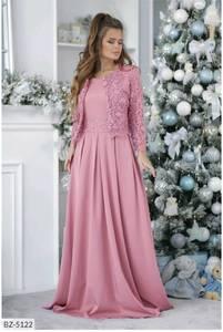 Платье длинное нарядное Ш8367