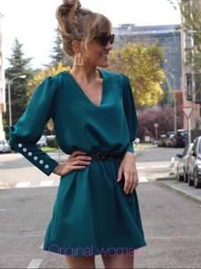 Платье короткое нарядное Ю1624