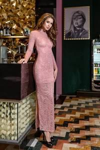 Платье длинное нарядное Я0032