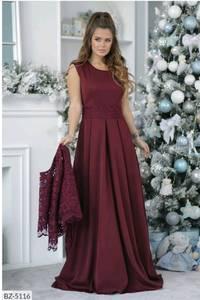 Платье длинное нарядное Ш8368