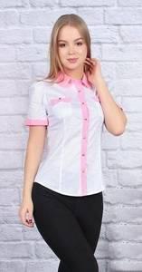 Рубашка с коротким рукавом Х7721