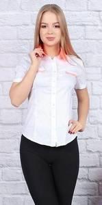Рубашка с коротким рукавом Х7723
