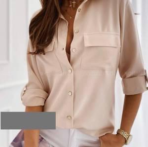 Рубашка с длинным рукавом А57866