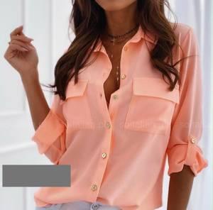 Рубашка с длинным рукавом А57868