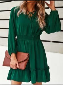 Платье короткое современное А57871