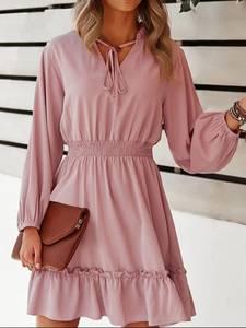 Платье короткое современное А57873