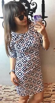 Платье П2976