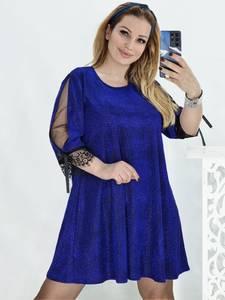Платье короткое нарядное А59144