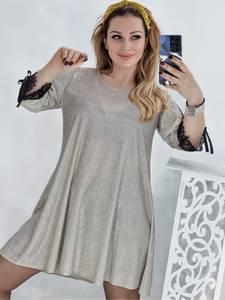 Платье короткое нарядное А59145