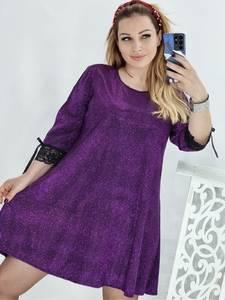 Платье короткое нарядное А59147