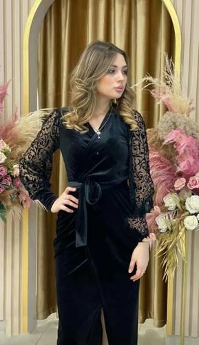 Платье короткое нарядное А23063
