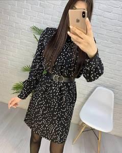 Платье короткое современное А57902