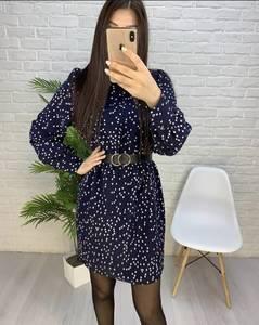 Платье короткое современное А57903