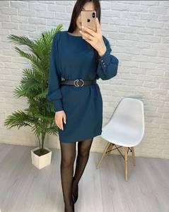 Платье короткое современное А57904