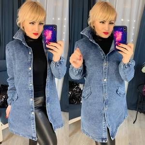 Джинсовая куртка Ю9143
