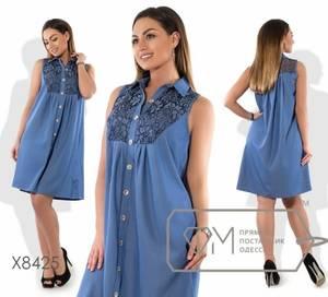 Платье короткое летнее Я2160