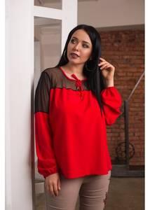 Блуза с длинным рукавом Я3430
