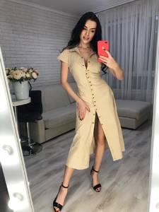 Платье длинное летнее Я6432