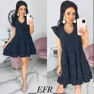 Платье короткое летнее Я7523