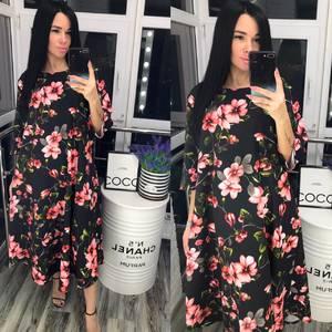 Платье короткое нарядное Я9170