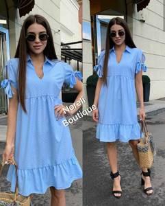 Платье короткое летнее А30926