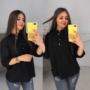 Блуза с коротким рукавом Ц2926
