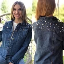 Джинсовая куртка Я6442